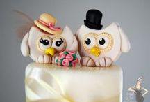 Cakes / Torte e sweet table