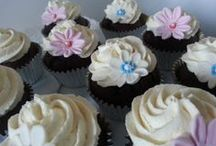 Luxury Cupcakes by Little Touch of Luxury / We pride ourselves on delivering great tasting products; freshly prepared, made with the highest quality ingredients, free range eggs, pure butter, real chocolate and Madagascan vanilla, and where possible, using fair trade and locally sourced produce.
