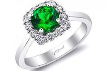 Gorgeous Greens / Mother Nature knows best. These gorgeous green gems are sure to rouse some major envy!