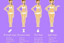 Body Shape / Body Shape Tips