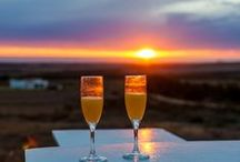 """A Sunset Story / At Coast, we love romantic stories and beautiful design inspiration. We hope this """"Sunset Story"""" inspires you to plan your own romantic moment with someone you love!"""