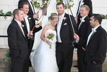 All Fore Love- Golf Weddings