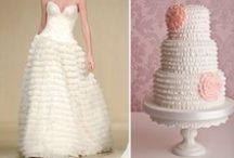 Торты и платья