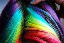 Colorful Hair / Colorful Hair