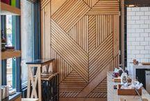 Wood/Дерево в интерьере