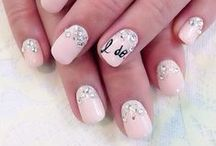 A Polished Look-Bridal Manis