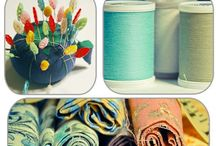 Sew Delightful! / Sewing and sewing machine things!