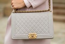Chanel bags / How to wear a Chanel bag ( not that it is of any difficult though :))