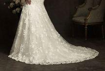 Wedding Dress Inspirations / Wedding Dress Inspiration