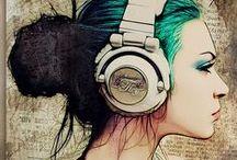 Art' Illustrations & Digital Painting / L'illustration dans tous ses sens !  Peintures digitales, traditionnelles, avec les doigts, ... Réalisées par des artistes, dessinateurs, crayonneurs, ... Tout ce que j'aimerai en somme savoir dessiner ;)  (The illustration in all its directions! Digital, traditional paintings, with fingers... Realized by artists, draftsmen, crayonneurs... All that I shall as a matter of fact like knowing how to draw)