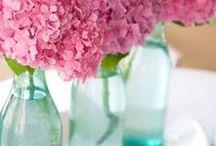 Turquoise Wedding Decor Ideas