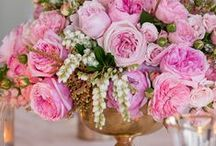 Pink Wedding Decor Ideas / Pink, Pink and Pink for your big day!