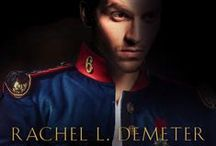 Finding Gabriel by Rachel L. Demeter / Representative of my historical romance, Finding Gabriel! Releases August 27th, 2015 under Momentum/Pan Macmillan. http://racheldemeter.net/finding-gabriel/