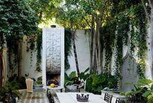Patios & terrasses / Un peu d'air...
