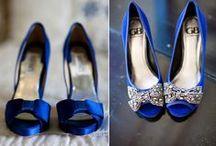 Something Blue / Something blue for your wedding day!