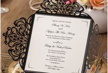 Wedding: Invitations & Save the Dates