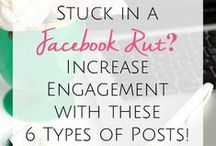 Facebook Marketing / Everything you need to know about using your Facebook page to market to, engage with, and interact with your target audience.