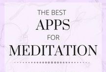 Meditation Tips / How to Meditate, songs to meditate to, and different types of meditation.
