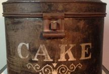 Vintage & Rustic Kitchen / All for the kitchen