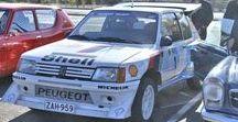 Peugeot ralli