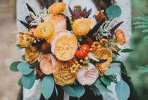 Ramos de flores con peonías