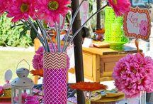 Party Ideas / by Sylvia Contreras