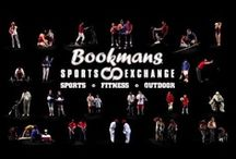 Bookmans Sports / A peek behind the curtain at Bookmans Sports (3330 E. Speedway Blvd. in Tucson), featuring reviews, profiles and stuff we like focusing on sports, fitness and the outdoors. Follow all their boards at https://www.pinterest.com/bookmanssports/.