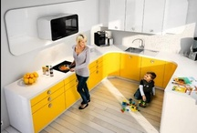 Gele keukens / Gele keukens