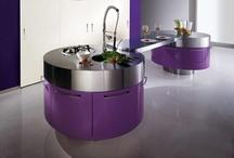 Paarse Keukens