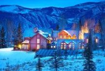 Colorado Ski Getaway / Colorado's incredible natural beauty and array of outdoor activities make it the ideal year-round vacation destination. Skiing simply doesn't get better than the Colorado slopes, and warm summers are perfect for whitewater rafting, hiking, boating, or fly-fishing.