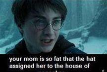 Harry Potter! / by Katie Randolph