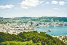 Wellington Must Do's / The ultimate top 10 things to do when you're in #Wellington #NZ