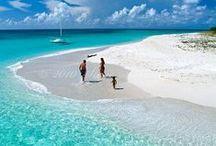 U.S. Virgin Islands / The beautiful islands of St. Croix, St. John & St. Thomas
