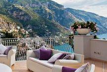 "Bella Italia! / Gorgeous scenery, incredible food, heavenly wine...welcome to ""la bella vita."""