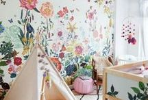 HOME: Children's Rooms and Playrooms / Style inspiration for children's bedrooms and playrooms