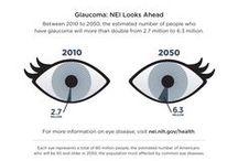 Glaucoma / A variety of resources available from the National Eye Health Education Program to help raise awareness of glaucoma and the importance of early detection.  / by National Eye Institute, NIH
