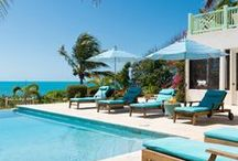 Turks & Caicos  / A little over an hour from Miami, this British Overseas Territory consists of two groups of Caribbean islands. While there are over 40 islands that make up the territory, only 8 are inhabited, of which the most popular vacation spots are Grand Turk, the capital, and Providenciales, also known as Provo.