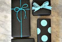 Gift wrap ideas / The outside should be as special as the inside  / by Anna Maldonado