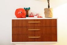 Teak inspiration / Inspiration on how to integrate teak furniture in your home