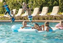 Summertime Fun / Endless summer days at The Resort at Pelican Hill, be captivated by the 136' circular Coliseum Pool, decadent culinary dishes, the Award Winning Resort Spa, and more. Discover a place like no other where new summer rituals abound. See what makes an experience at Pelican Hill unforgettable!