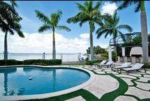 Take Me to Miami / Luxury villa rentals in the Miami area: http://www.villasofdistinction.com/villas/florida/