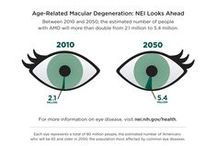 Age-related Macular Degeneration (AMD) / Learn more about AMD. / by National Eye Institute, NIH