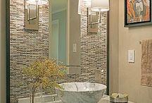 Gästtoalett / Renovering av gästtoalett