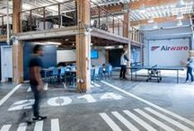 project: Airware / FENNIE+MEHL Architects | Office Interiors | Airware | San Francisco | www.fm-arch.com