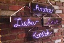DIY neon signs / DIY neon signs with EL wire