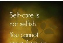 Self-Care & Self-Improvement