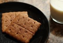 Step-by-Step: Honey Cinnamon Graham Crackers