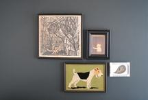 wall decor - frame display