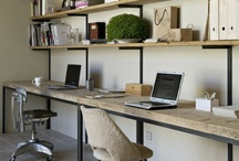 home office - workspaces