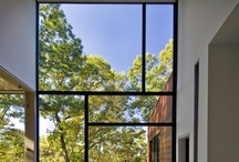 Architecture - Elements / Doors, windows, fireplace ....